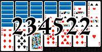 Пасьянс №234522
