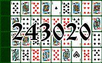 Пасьянс №243020