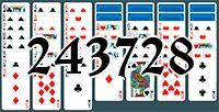 Пасьянс №243728