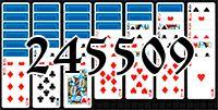 Пасьянс №245509