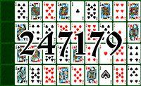 Пасьянс №247179