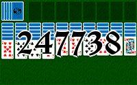 Пасьянс №247738