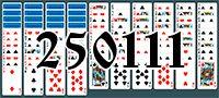Пасьянс №250111