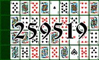 Пасьянс №259519
