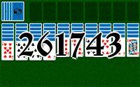 Пасьянс №261743