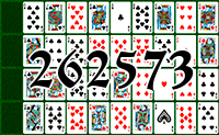 Пасьянс №262573
