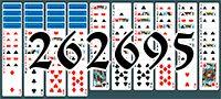 Пасьянс №262695