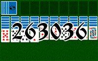Пасьянс №263036