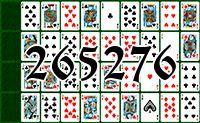 Пасьянс №265276