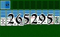Пасьянс №265295