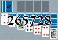 Пасьянс №265728