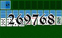 Пасьянс №269768