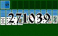 Пасьянс №271039