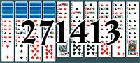 Пасьянс №271413