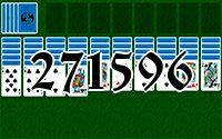 Пасьянс №271596