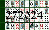 Пасьянс №272024