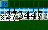 Пасьянс №272447