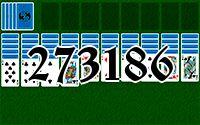 Пасьянс №273186
