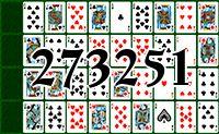 Пасьянс №273251