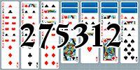 Пасьянс №275312