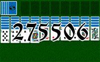 Пасьянс №275506