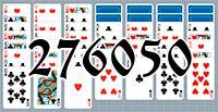 Пасьянс №276050