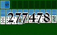 Пасьянс №277478