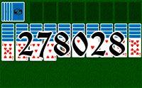 Пасьянс №278028