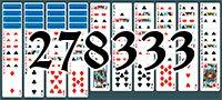 Пасьянс №278333