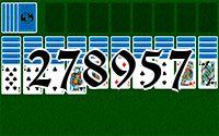 Пасьянс №278957