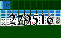 Пасьянс №279516