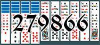 Пасьянс №279866