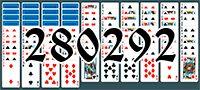 Пасьянс №280292