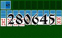 Пасьянс №280645