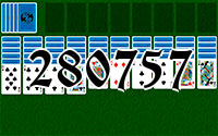 Пасьянс №280757