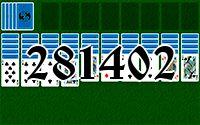 Пасьянс №281402