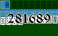 Пасьянс №281689