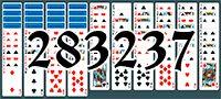 Пасьянс №283237