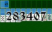 Пасьянс №283407