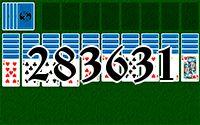 Пасьянс №283631