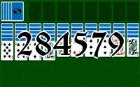 Пасьянс №284579