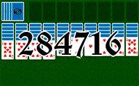 Пасьянс №284716