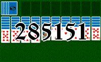 Пасьянс №285151