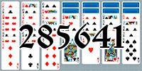 Пасьянс №285641