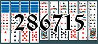 Пасьянс №286715