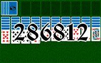 Пасьянс №286812