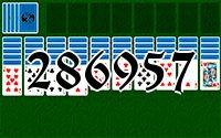 Пасьянс №286957