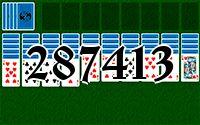 Пасьянс №287413