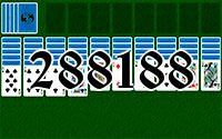 Пасьянс №288188