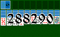 Пасьянс №288290